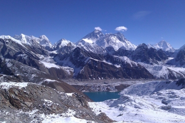 Jiri Gokyo Lake Cho-La Pass Trek