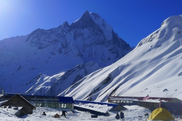 Annapurna Base camp (7 Days)