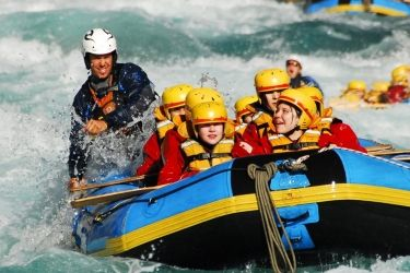 one day bhote koshi rafting