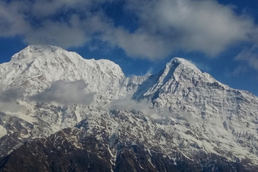 Mardi Himal Via ABC trek