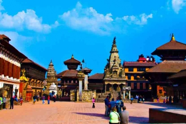 Sight Seeing Around Kathmandu Valley