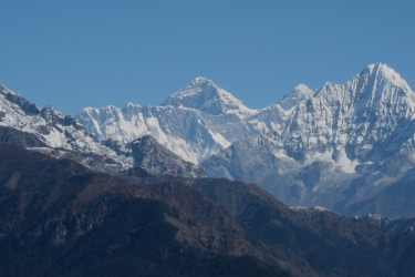 Lower Everest Trek